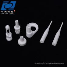 céramique blanche personnalisée