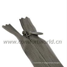 3# invisible standard fermeture éclair jupe Zipper
