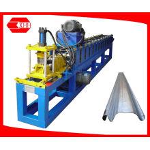 Станок для производства металлических рулонных ворот (JM85)