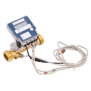 Medidor de flujo de medidor de agua inteligente ultrasónico digital