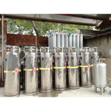 Xl160 Hochdruck-Flüssigkeitszylinder