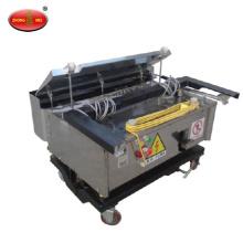 Máquina de enlucido de yeso de yeso de mortero de yeso flexible de elevación automática
