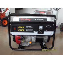 Serie del generador de gasolina (1kVA-10kVA) (KS5500)