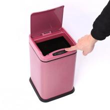 O caixote de lixo classificado 70lliter, balde do lixo inoxidável do sensor, escaninho Waste