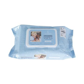Pet Skin Care Unscented Pet Pflegetücher