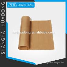 PTFE ткани, ПТФЭ покрытием стеклоткани