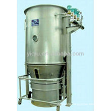 Compound fertilizer boiling granulator and dryer