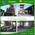 Verarbeitung von Abfällen und schädlichen Gasen Verwendet Aktivkohle auf Holzbasis