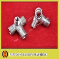 stainless steel half coupling with precision casting