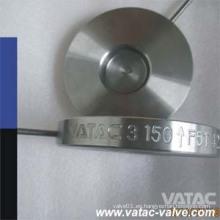 API 594 Válvula de retención de chapa de acero fundido o forjado Fabricante