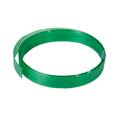 machine packing band bale  black 25 pet  plastic tape alibaba china factory green polyester strapping