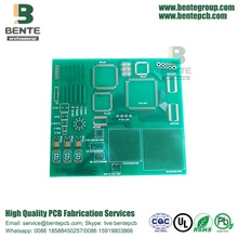 6 Layers IT180 PCB High-precision Multilayer PCB ENIG 2u""