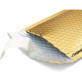 Wholesale Custom Metallic Rose Gold Bubble Mailer Bag