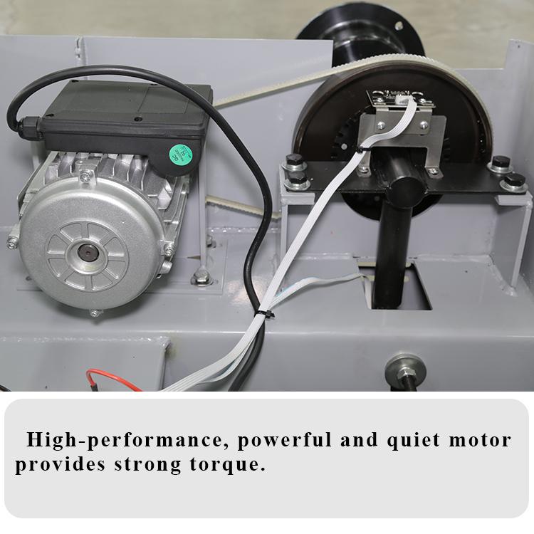 wheel balancing weight machine