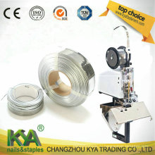 103020g10 Оцинкованный плоский шовный шнур