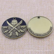Поощрительные подарки Сувенирные монеты монету на продажу с логотипом Custom