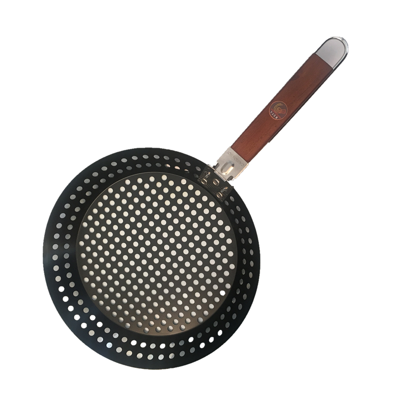 Bbq Grill Pan With Handle
