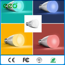 6w 1700-6500K dimmable adjustable E27 led wifi smart lighting