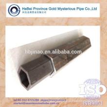 Профильная стальная труба и труба с механическим приводом от вала отбора мощности (услуга резки)