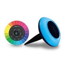 luz do arco-íris inteligente com controle de toque