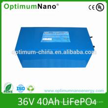 36V 40ah Lithium Battery Pack for Wind Solar Street Light