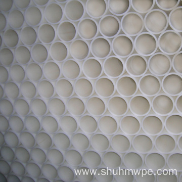 UHMWPE roller pipe