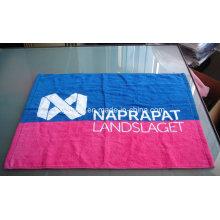 100% хлопок печатных полотенце Спортов (SST3015)