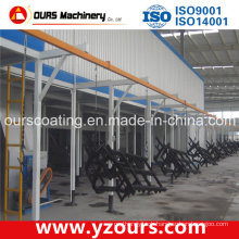 Auto Electrophoretic Coating Line for Car Parts