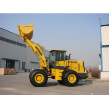 8t Machinery Big Wheel Front Loader with Pilot Operate