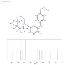 714269-57-5 avec intermédiaire de pureté 99% dapagliflozine