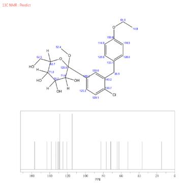 714269-57-5 with Purity 99%  Dapagliflozin Intermediate