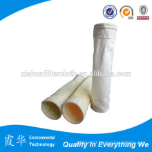 Non woven felt polyester bag filter for incinerator