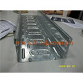 Verzinkte kaltgeformte Stahlkabelrinne (UL, CUL, SGS, IEC, TUV und CE) Rollforming Making Machine Katar