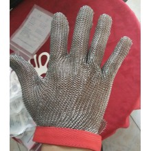 304L Durable Stainless Steel Working Safety Gloves