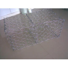 Diamond Galvanized / PVC Coated Gabion Box