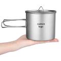 Titanium alloy Outdoor Cup