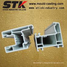 PVC Plastic Extrusion Profile for Refrigerator (STK-PE001)