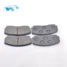 Top quality Auto Spare Parts brake pads for 4 pistons brake caliper CP9200 - Forged Front - 152mm Mounting Ctrs/Manufacturer Part Number:CP3215D50