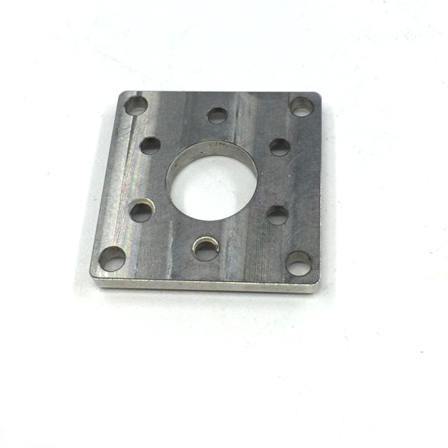machining steel parts