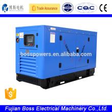 Grupo electrógeno diesel de la sola fase 12KW Weifang insonorizado