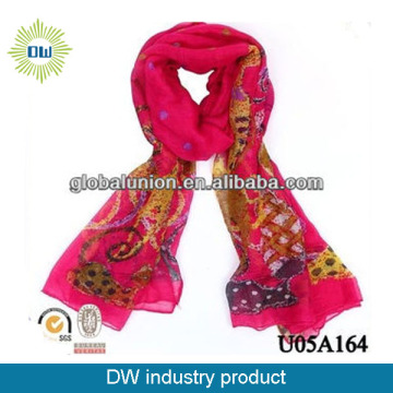 Fashion Wholesale chevron scarf