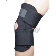 Hot Sale Neoprene Knee Support with Hole (NS0021)