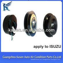 China fábrica denso 10s17c 24v auto ac compresor embrague magnético