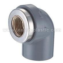 ASTM SCH80-90DEG WEIBLICHE ELLENBOGEN (KUPFER)