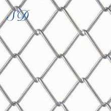 Alibaba Temporary Black Used Chain Link Fence For Sale