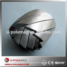 Permanent Sintered NdFeB Magnet For Motor
