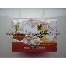 Ingwer Teebeutel-Tee - Geschmack