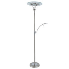 Slim floor light/mother&son floor lamp/modern LED floor lamp