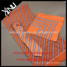 Écharpe imprimée en soie personnalisée