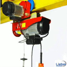 220V Wire Rope Hoist och Mini Electric Hoist